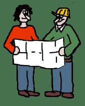 Website gemeinsam aufbauen