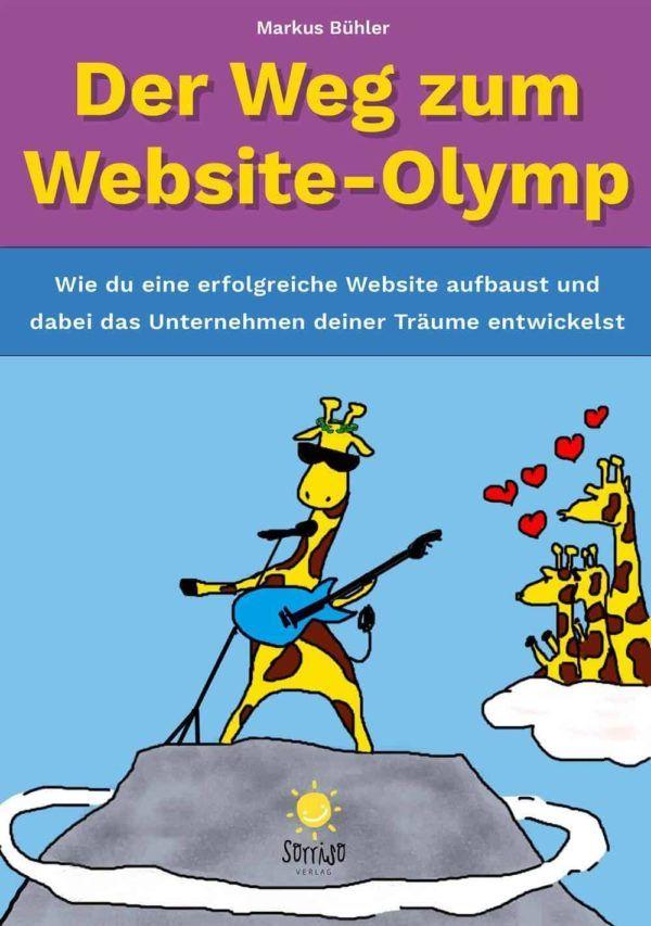 Der Weg zum Website Olymp Buch